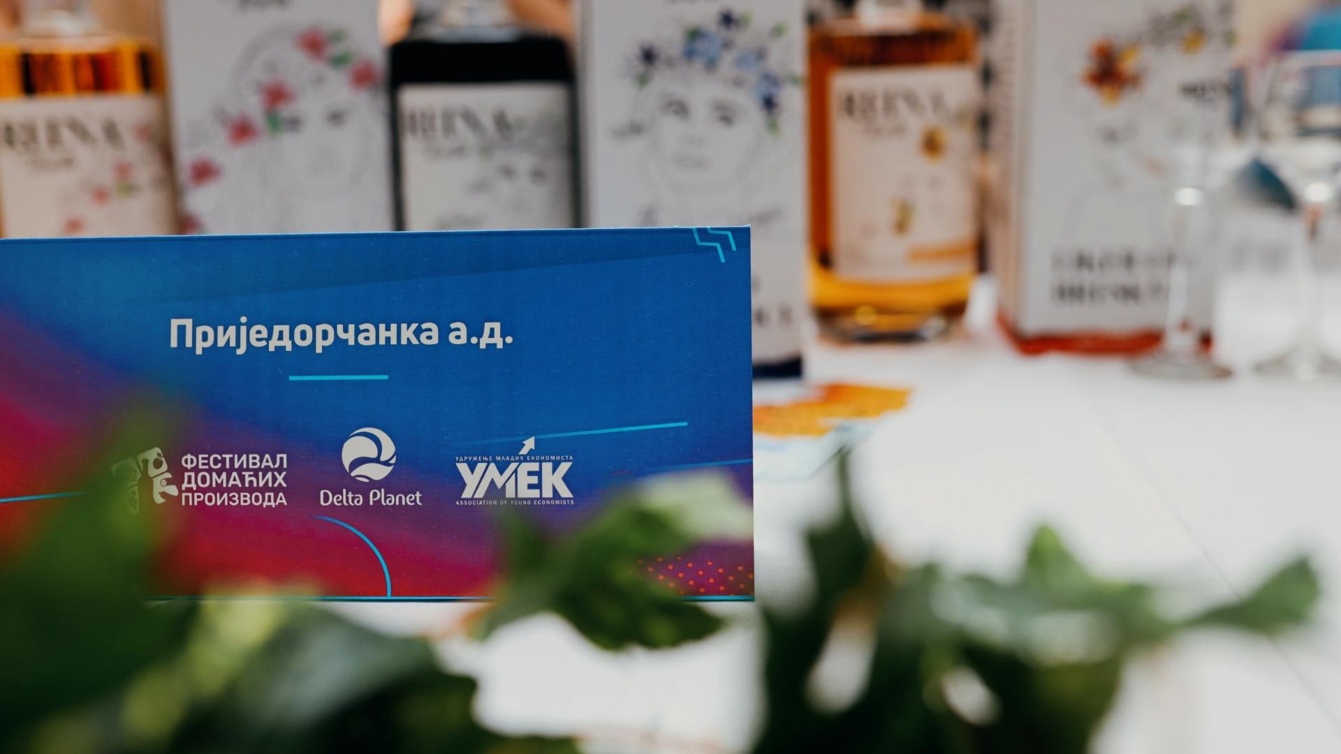 Prijedorčanka a.d. po četvrti put učesnik na Festivalu domaćih proizvoda