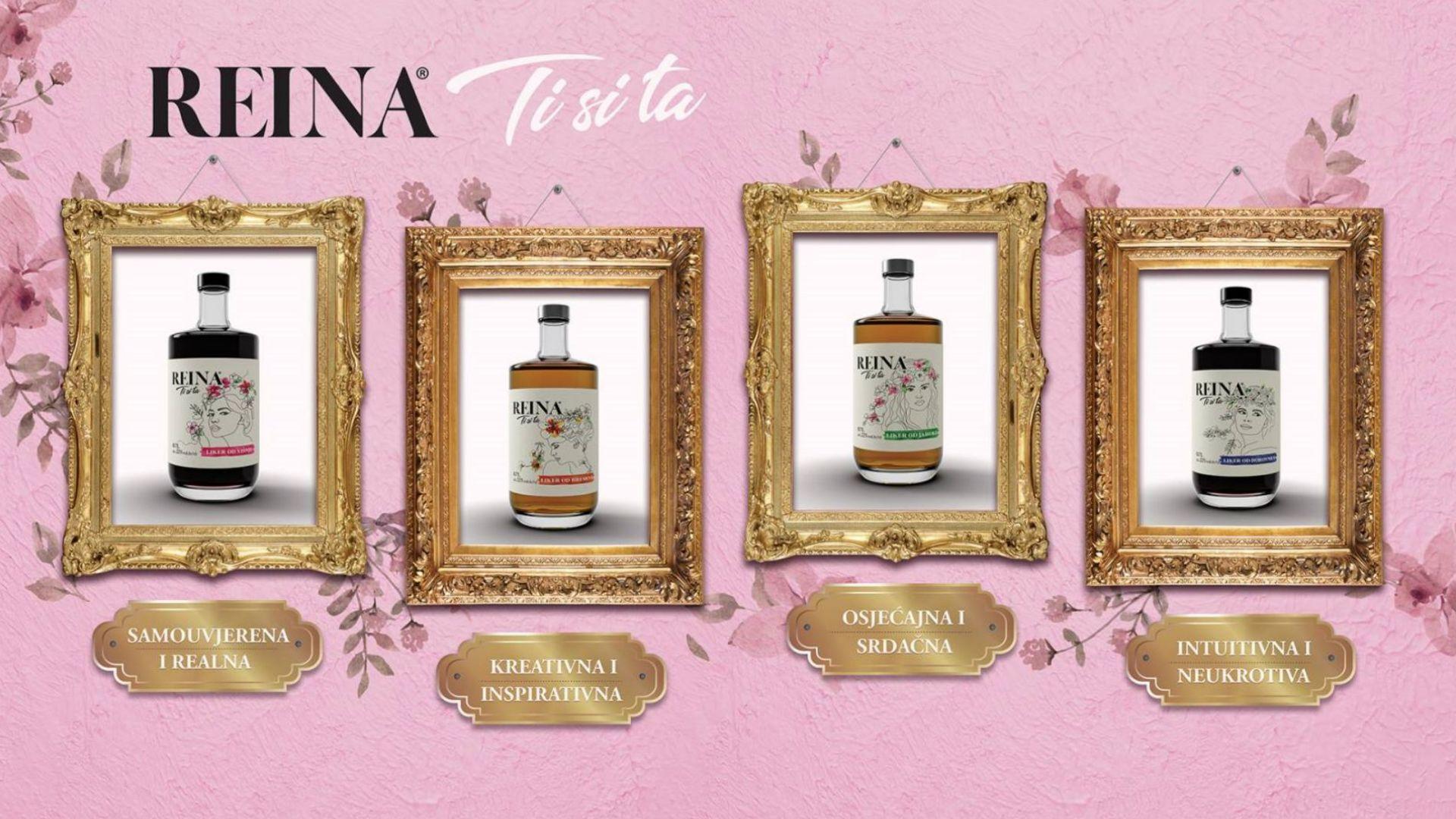 Reina – piće po mjeri svake kraljice